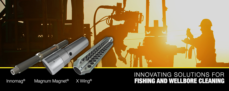Innovar Solutions Fishing & Wellbore Cleaning Equipment - ADIPEC 2017